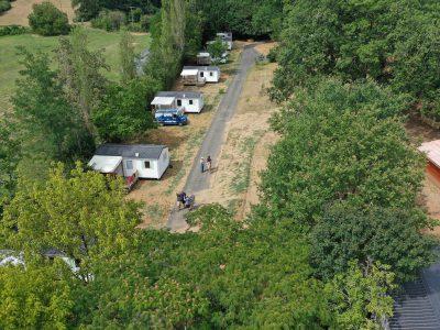 Plan du<br /> camping